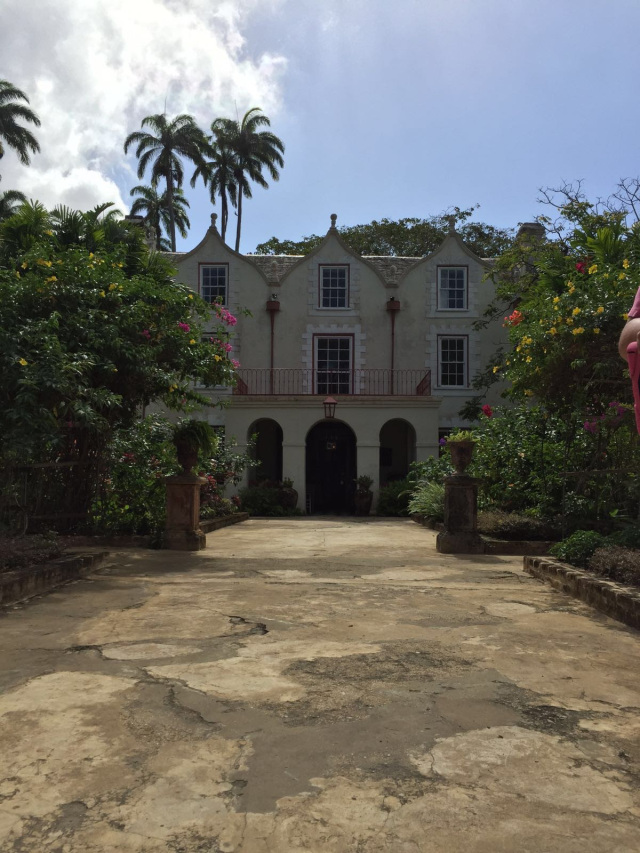 Travel- 10 Things You Must Do In Barbados- St. Nicholas Abbey Entrance