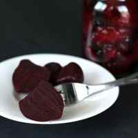 Canned Pickled Beets Recipe