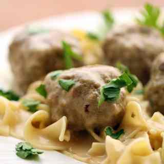 Turkey-Swedish-Meatballs
