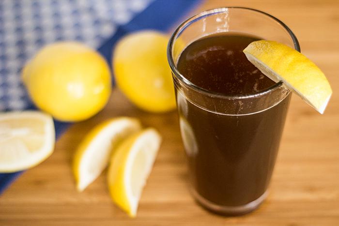 Homemade Spezi (Cola + Orange)
