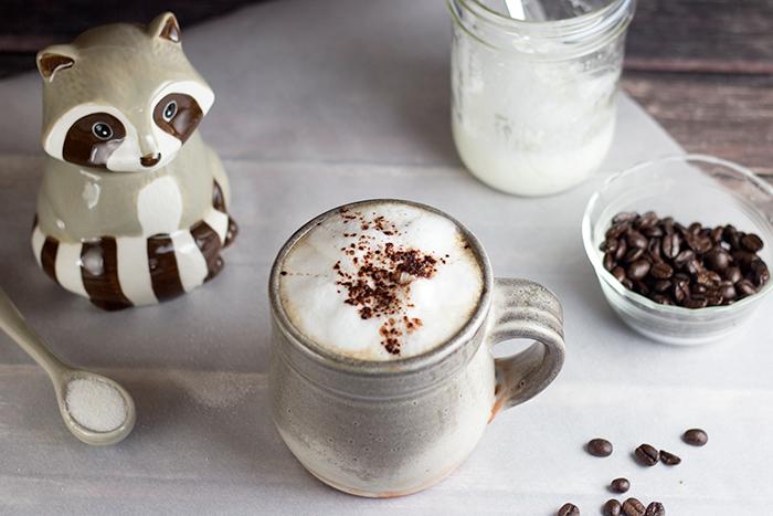German Café au Lait (Milchkaffee)