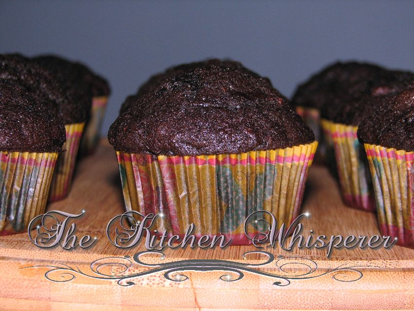 Bakery-style High Domed Muffins - how do they do that?