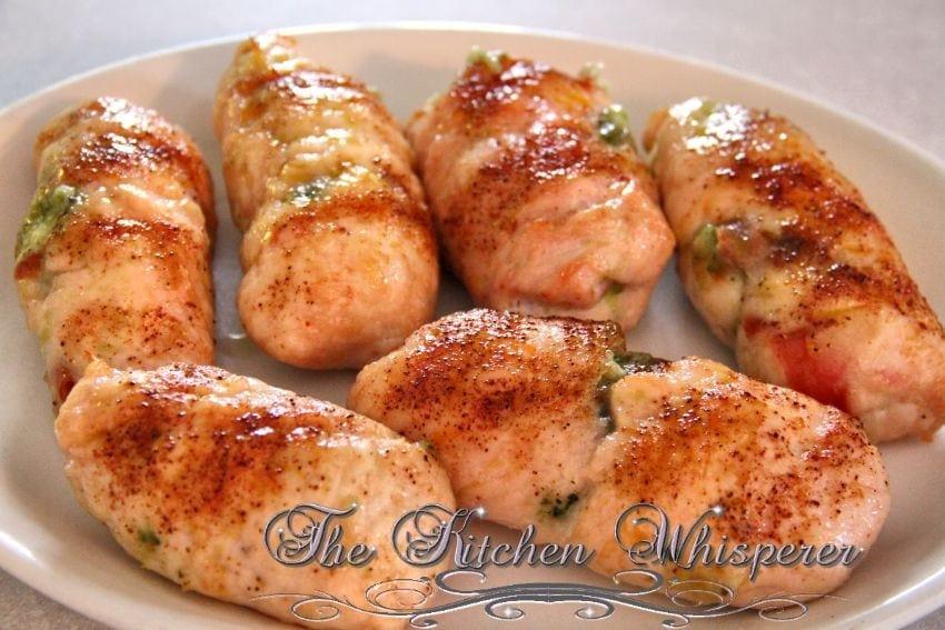 Chicken Prosciutto Recipe — Dishmaps