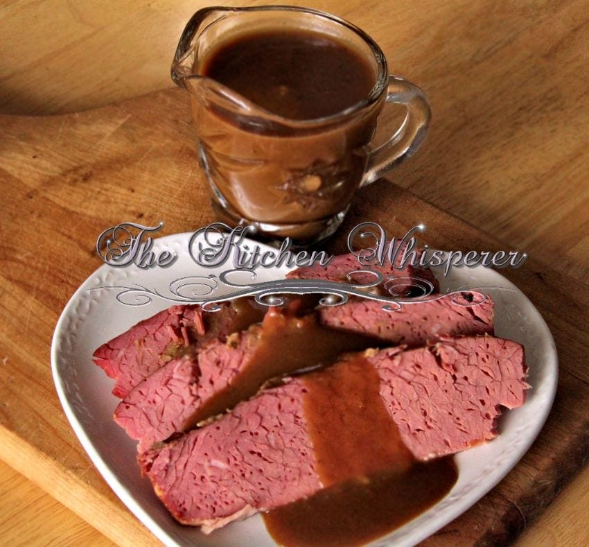 Guinness Corned Beef & Cabbage4
