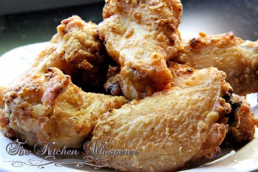 Crispy Baked Wings2
