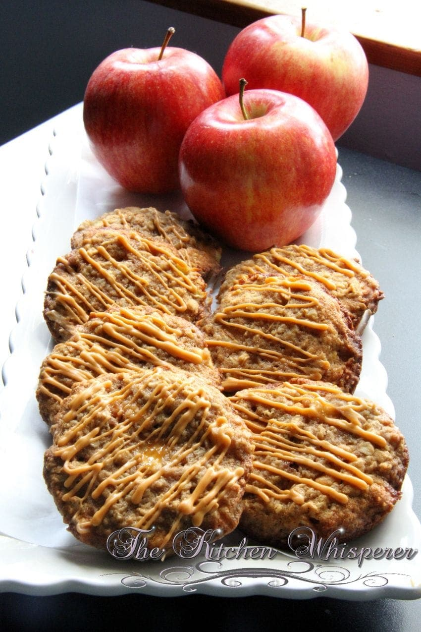 Harvest Apple Butterscotch Cookies7