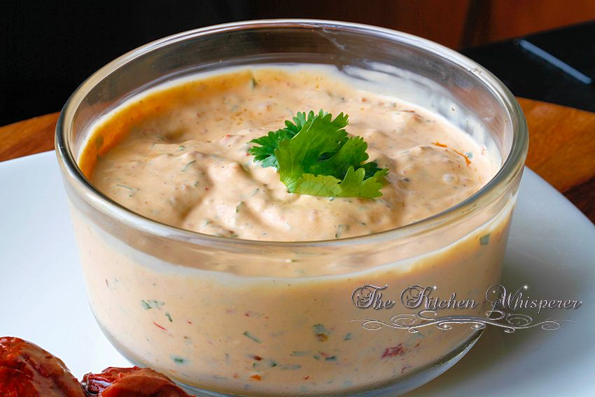 ... Chipotle Remoulade Sauce appeared first on The Kitchen Whisperer