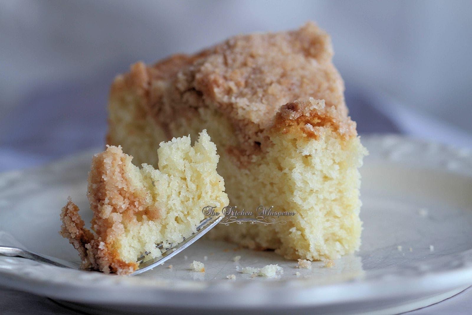 Sour Cream Coffee Cake2