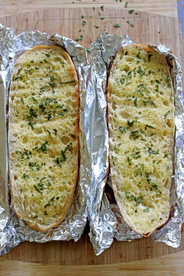 how to serve chiabatta bread