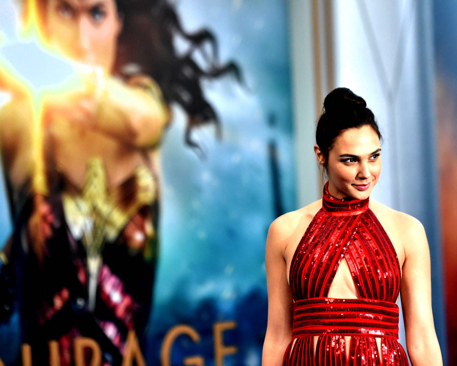 wonder woman once officiated gay wedding wonder woman wedding ring Wonder Woman Gal Gadot