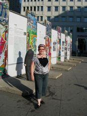 Tammy in Berlin.