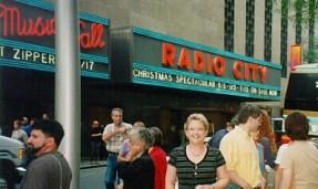 Tammy in New York City.