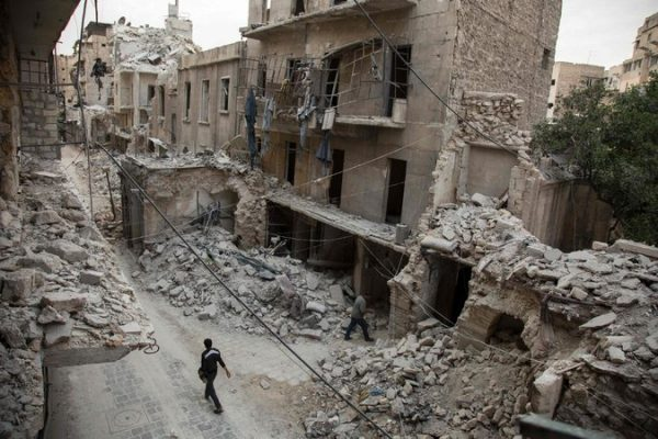 Temporary Truce in Syria, Again