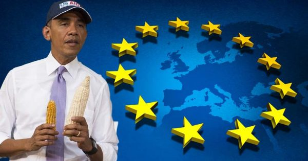 White House Caught Blackmailing EU to Force Them to Import GMO and Hormone-Laden Products