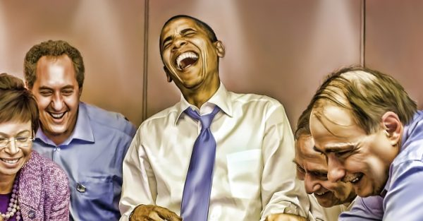 """Obama Jokes About the """"End of the Republic,"""" and the White House"""