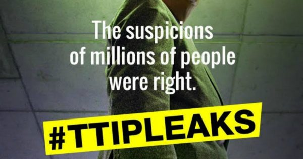 Leak Confirms Our Worst Nightmares: TTIP Trade Deal Really IS a Corporate Takeover