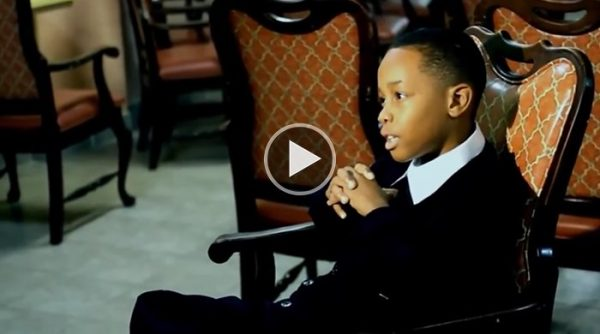 8-Year-Old Boy Talks About The Pineal Gland & TV Brainwash. There's Hope For The Future!