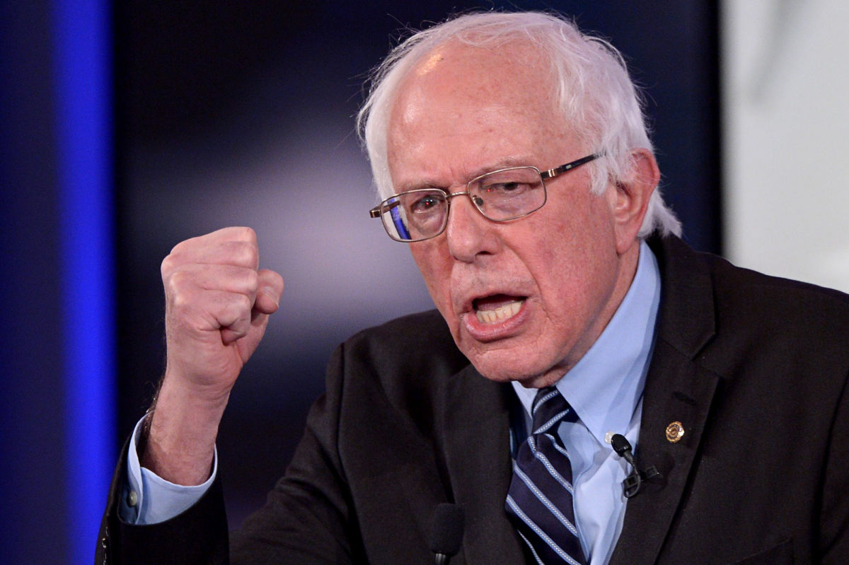Breaking: Bernie Sanders Has Left The Democratic Party