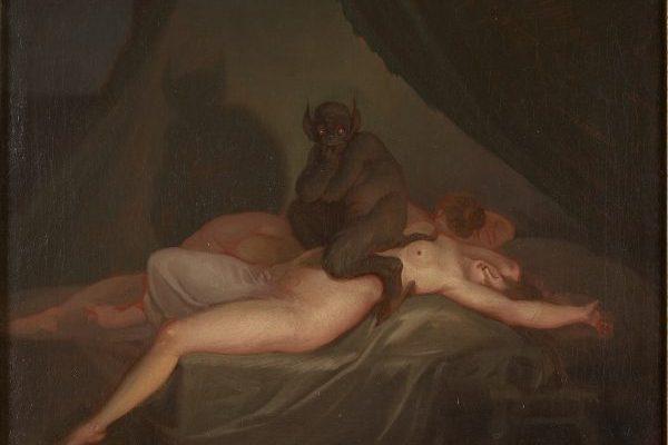 21st Century Demonology - Part 2: Folklore, Sleep Paralysis, and Brainwaves