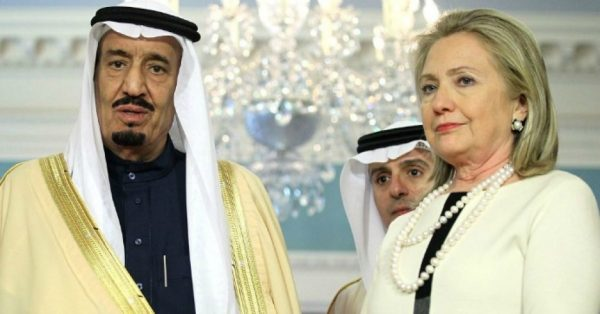 Brother of Clinton's Campaign Chair is an Active Foreign Agent on the Saudi Arabian Payroll