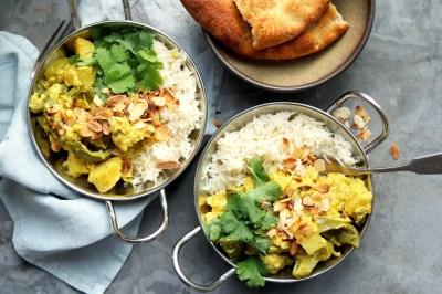 Vegetable Korma - The Last Food Blog