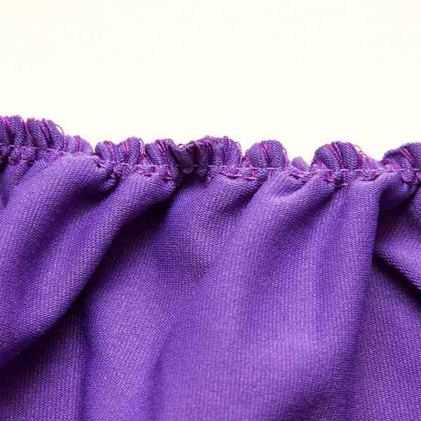 How to gathers on a serger