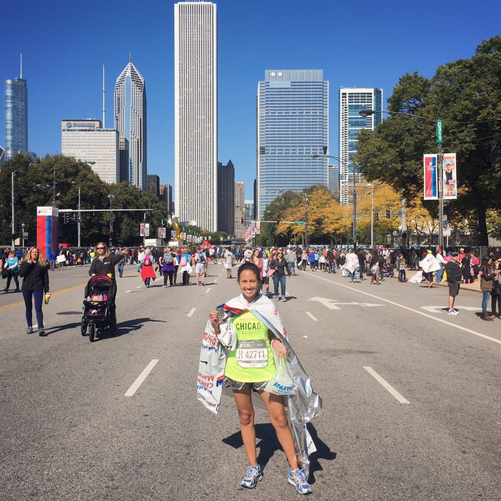 Running a Marathon After You Have a Baby