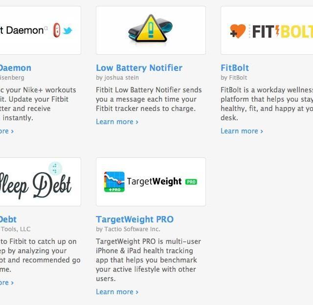 app2 Should I Get a Fitbit?