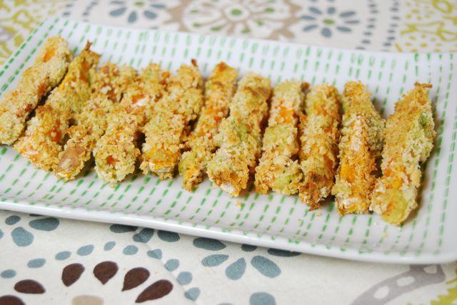 DSC 2074 SRC: Avocado Dipped Sweet Potato Fries