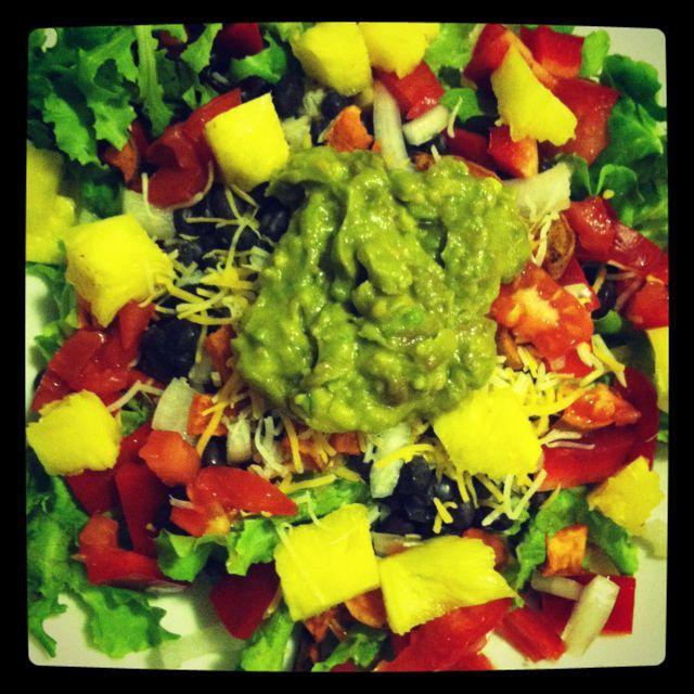 IMG 5113 Burrito Salad
