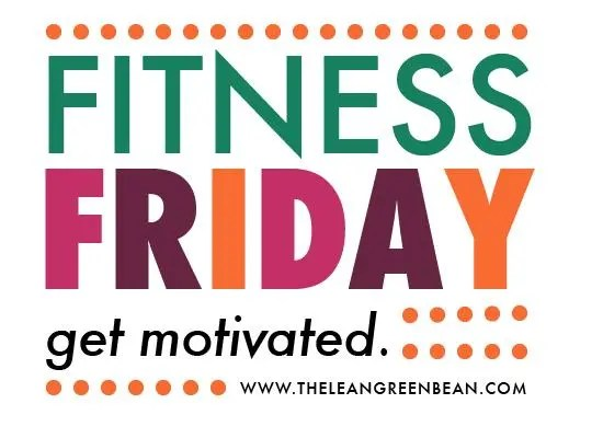 fitnessfriday1 Fitness Friday 26