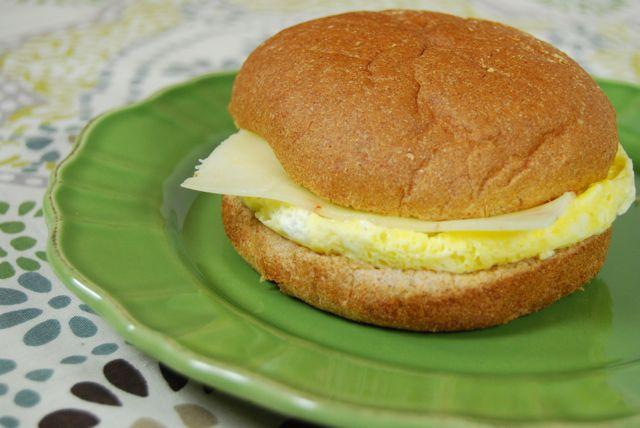 DSC 0671 Breakfast Sandwich in 90 Seconds