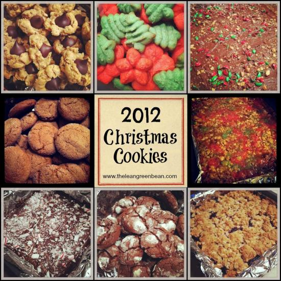 christmas cookies 2 Christmas Cookie Recipes Recap