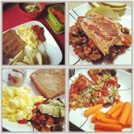 weekend prep for easy weekday meals