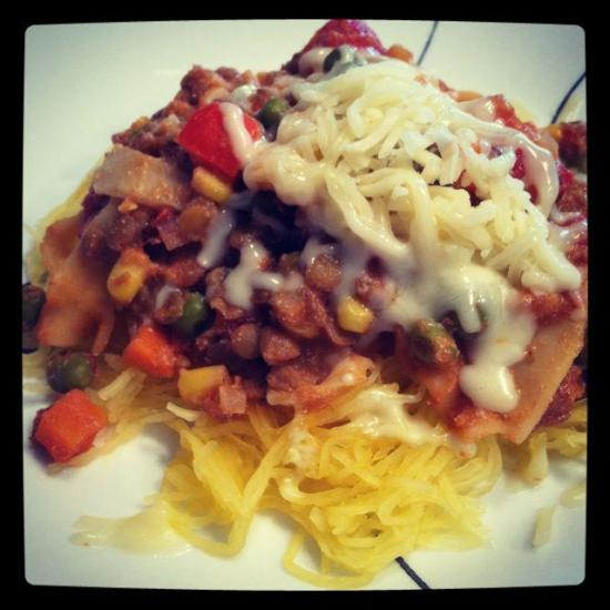 IMG 2372 Lasagna Soup
