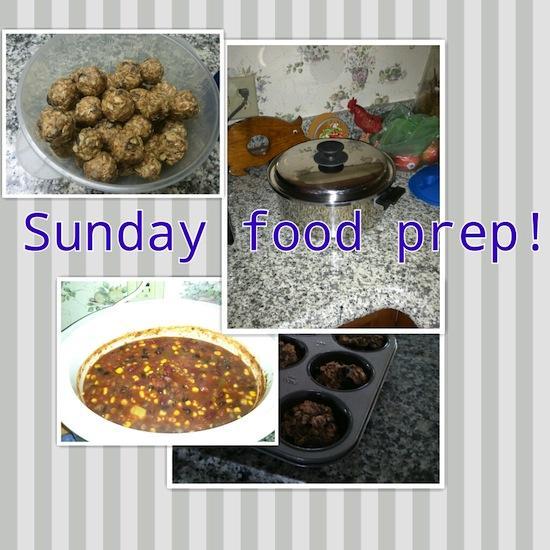 foodprepbeth Sunday Food Prep Inspiration 3