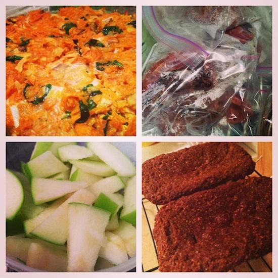 foodprepbrittany Sunday Food Prep Inspiration 3