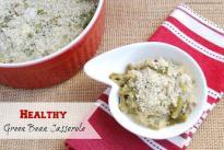 healthygreenbeancasserole Healthy Green Bean Casserole