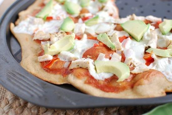 DSC 0187 5 Steps To A Healthier Pizza