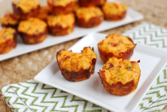 DSC 0256 e1391452892293 Jalapeno Cheddar Sweet Potato Puffs