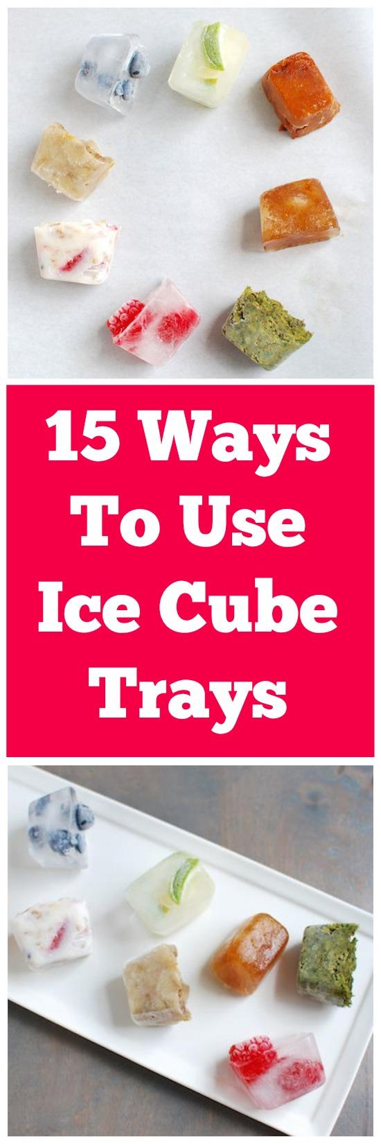 ice cube trays.jpg 15 Ways To Use Ice Cube Trays