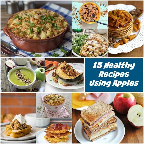 apples 15 Healthy Recipes Using Apples