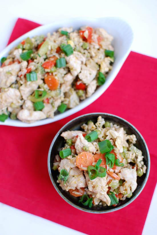 how to make perfect fried rice and i mean perfect