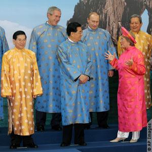 Bush APEC