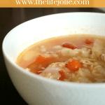Aunt Jeanne's Cabbage Soup