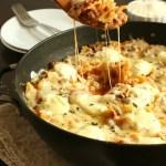 Best Ever Skillet Lasagna