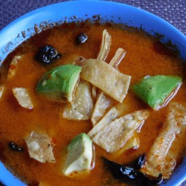 Tarascan Soup, The Original Tortilla Soup