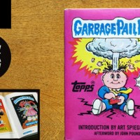 Christopher King - Garbage Pail Kids - The Friday Book Review