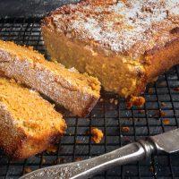 Gluten Free & Vegan Butternut Squash Bread