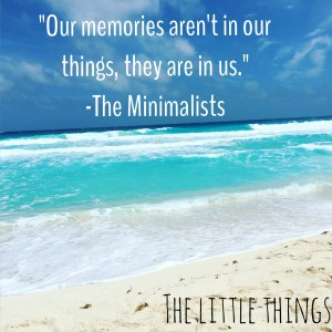 Our Memories Are In Us